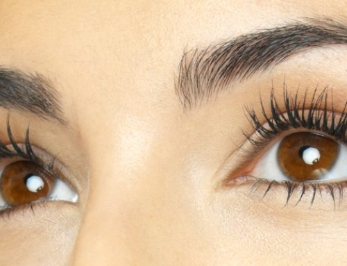 Estensione ciglia (eyelashes extension)